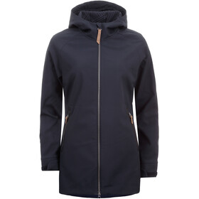 Icepeak Ep Anahuac Softshell Jacket Women dark blue